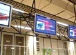 Airport Signage using Digital Signage