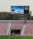 Stadium TV Display